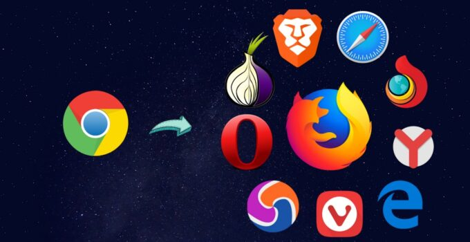 Best Alternatives Browsers For Chromebook