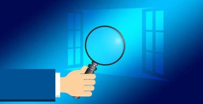 Windows Search not Working Error