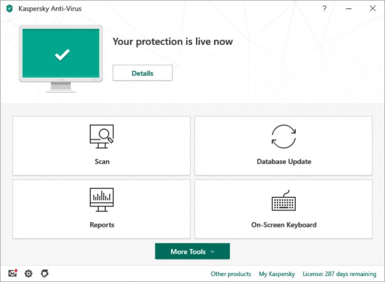 Antivirus Protection