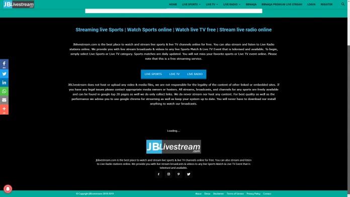 JB Livestream