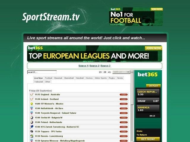 SportStream.tv