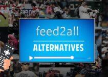 Feed2All Alternatives