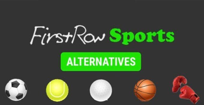 FirstRowSports Alternatives