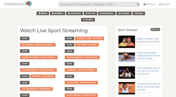 StreamWoop