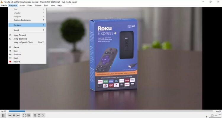 VLC-on-Roku