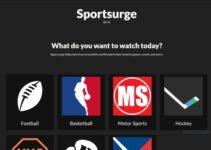 SportSurge Alternatives