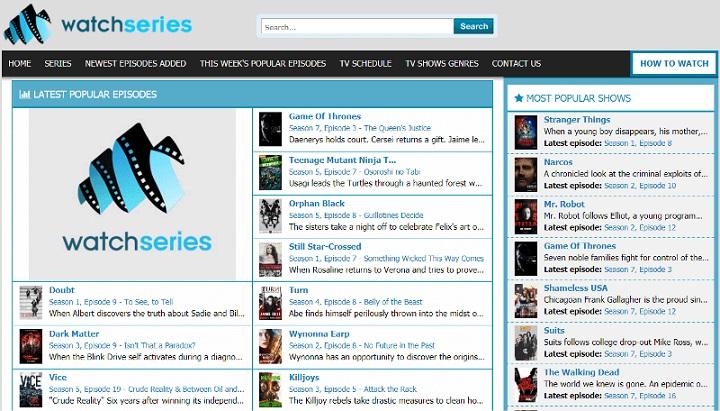 Watch Online Series