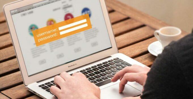 Login Websites Detail Direct Access To Portals